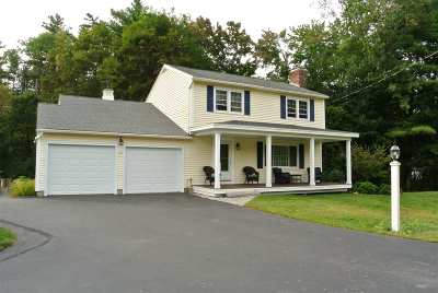 Concord Single Family Home For Sale: 99 Mountain Road Road