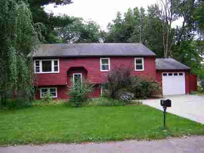 Hudson Single Family Home Active Under Contract: 3 Raymond Street