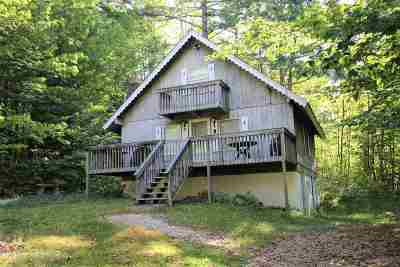 Moultonborough Single Family Home For Sale: 7 Fribourg Street