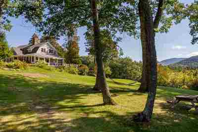 Orford Single Family Home For Sale: 157 Blackberry Hill Rd