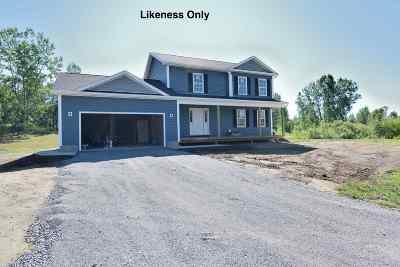 Fairfax Single Family Home For Sale: Lot 10 Bushey Road