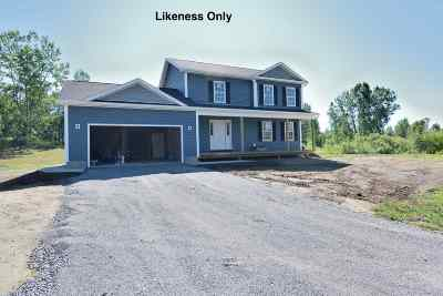 Fairfax Single Family Home For Sale: Lot 12 Bushey Road
