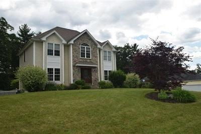Salem Single Family Home For Sale: 12 Castle Ridge Road
