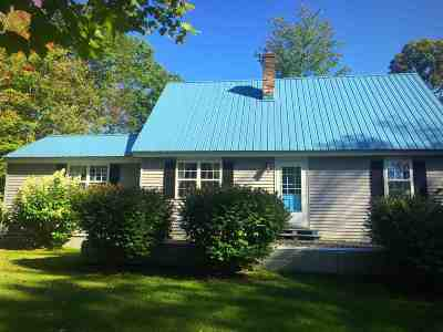 Haverhill Single Family Home For Sale: 292 Woodward Rd