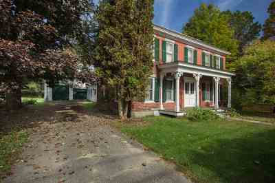 Bradford Single Family Home For Sale: 271 North Main Street