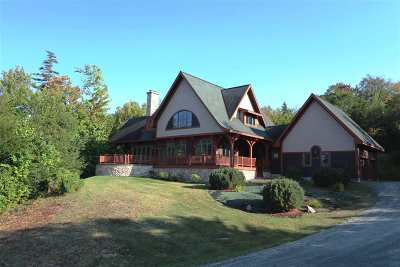 Franconia Single Family Home Active Under Contract: 89 Powder Hill Drive