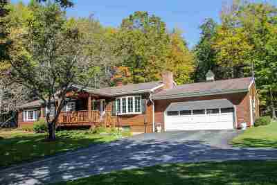 Middlesex Single Family Home For Sale: 71 Upper Sunny Brook Road