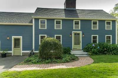 York Single Family Home For Sale: 71 Fall Mill Road