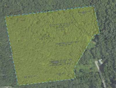 Hinesburg Residential Lots & Land For Sale: Lot 2 Bishop Road Road