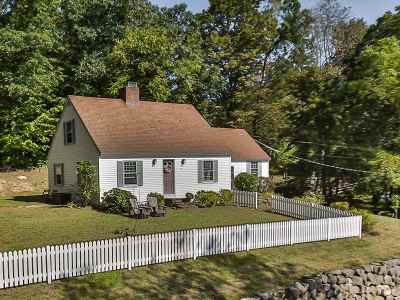 Amherst Single Family Home Active Under Contract: 38 Walnut Hill Road