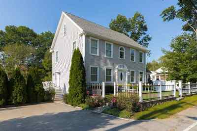 New Castle Single Family Home For Sale: 65 Portsmouth Avenue