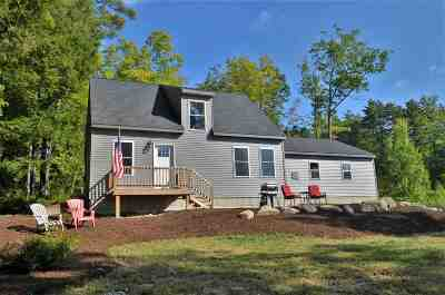 Bradford Single Family Home For Sale: 2114 Nh Route 114