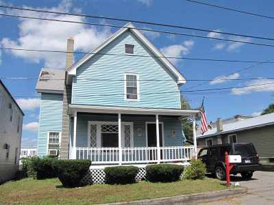 Manchester Single Family Home For Sale: 528 Clay Street