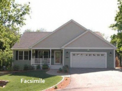 Milford Single Family Home For Sale: Lot #37 Falcon Ridge Road