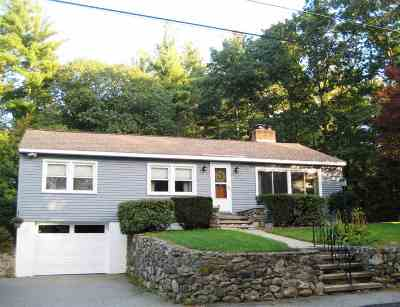 Salem Single Family Home Active Under Contract: 16 Windward Terrace