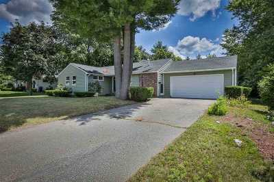 Nashua Single Family Home Active Under Contract: 112 Parnell Place