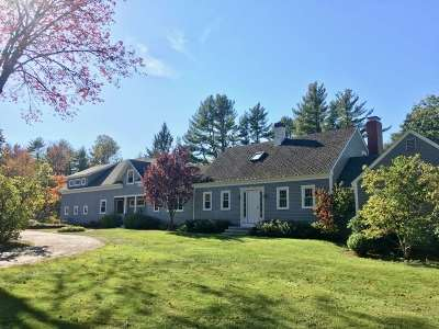 Eliot Single Family Home For Sale: 124 Houde Road