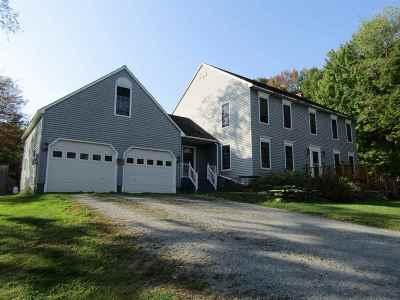 Fairfax Single Family Home For Sale: 336 Carroll Hill Road