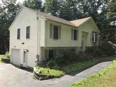 Hudson Single Family Home Active Under Contract: 136 Greeley Street