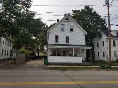 Rochester Multi Family Home For Sale: 43 45 Charles Street