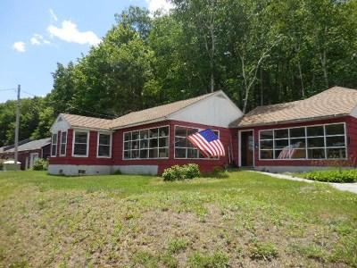Hooksett Single Family Home Active Under Contract: 1900 Hooksett Road