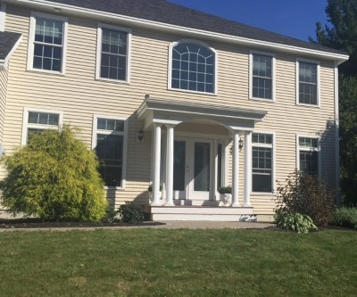 Dover Single Family Home For Sale: 60 Boxwood Lane