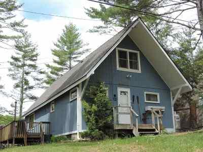 Poultney Single Family Home For Sale: 361 Stonehenge Lane