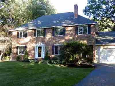 Windham Single Family Home For Sale: 8 Country Village Road