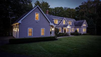 Dover Single Family Home For Sale: 37 Mallard Lane