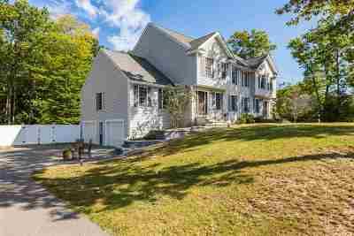 Raymond Single Family Home For Sale: 7 Fox Run Road