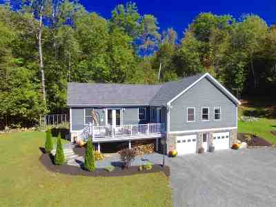 Hartland Single Family Home For Sale: 21 Sportsman Cove