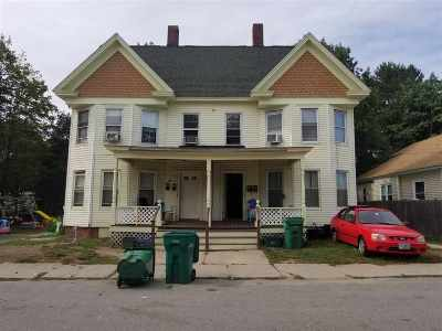 Rochester Multi Family Home For Sale: 63-65 Congress Street