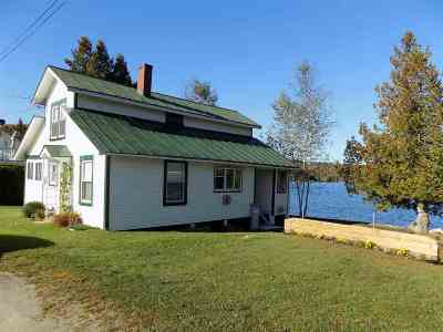 Caledonia County Single Family Home For Sale: 37 Point Comfort