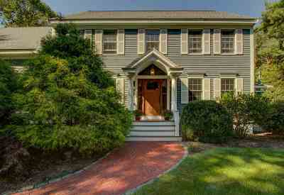 Newfields Single Family Home For Sale: 5 Ridge Road