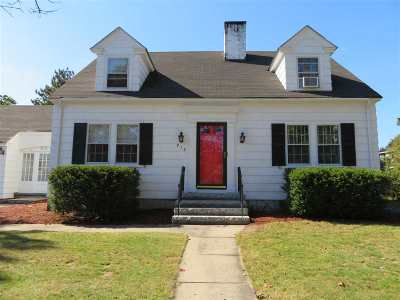 Manchester Single Family Home For Sale: 912 Montgomery Street