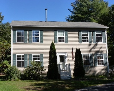Milford Single Family Home For Sale: 11 Madison St.