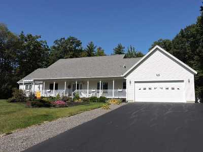 Laconia Single Family Home For Sale: 355 Turner Way