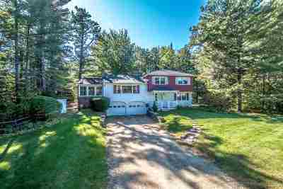 Conway Single Family Home For Sale: 256 Echo Acres Road
