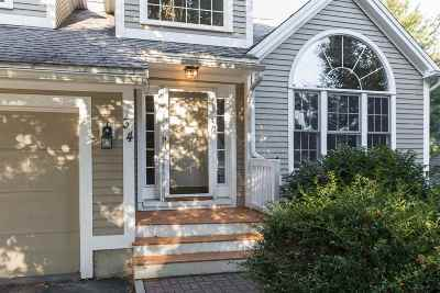 Exeter Single Family Home Active Under Contract: 34 Exeter Farms Road