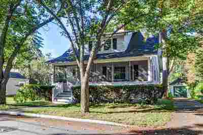 Portsmouth Single Family Home For Sale: 226 Park Street