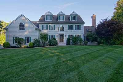 Newfields Single Family Home For Sale: 88 Bald Hill Road