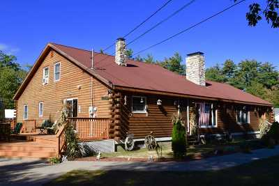 Thornton Single Family Home For Sale: 117 Mad River Road