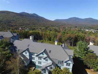 Waterville Valley Condo/Townhouse For Sale: 92 Noon Peak Road #6