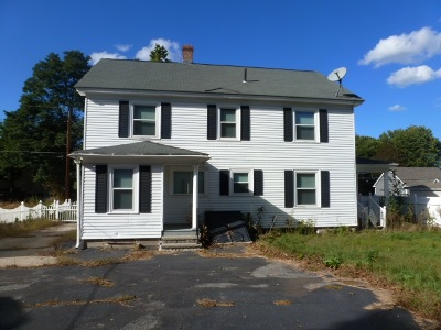 Nashua Single Family Home For Sale: 1 Girouard Avenue