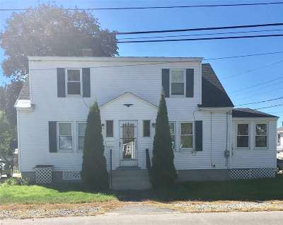 Manchester Multi Family Home Active Under Contract: 1103 Somerville Street