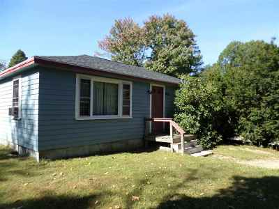 South Berwick Single Family Home For Sale: 144 Dow Highway