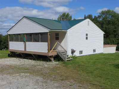 Caledonia County Single Family Home For Sale: 1116 Green Bay Loop Loop