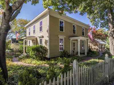 Kennebunk Single Family Home For Sale: 51 Summer Street
