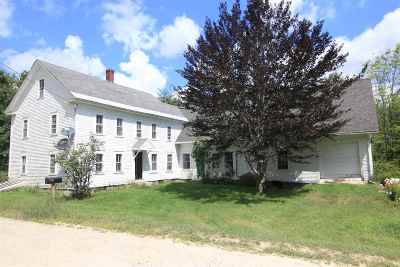 Merrimack County Single Family Home For Sale: 260 Raccoon Hill Road