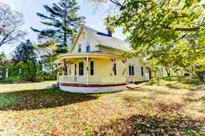 Littleton Single Family Home Active Under Contract: 676 Union Street